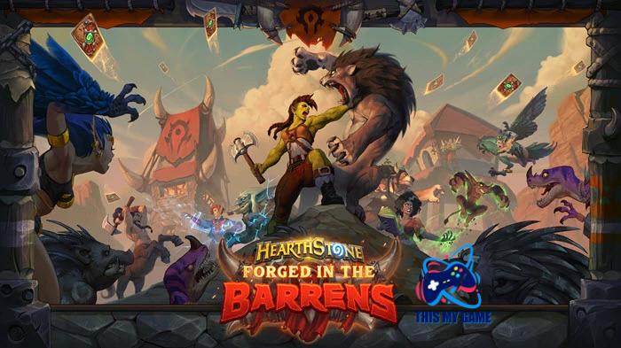 """""""Forged in the Barrens"""" ส่วนเสริมล่าสุดของ Hearthstone เปิดให้เล่นแล้ววันนี้!"""