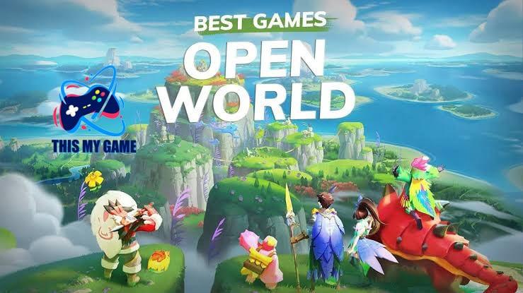 เกม OpenWorld ยอดนิยมอัพเดทล่าสุด