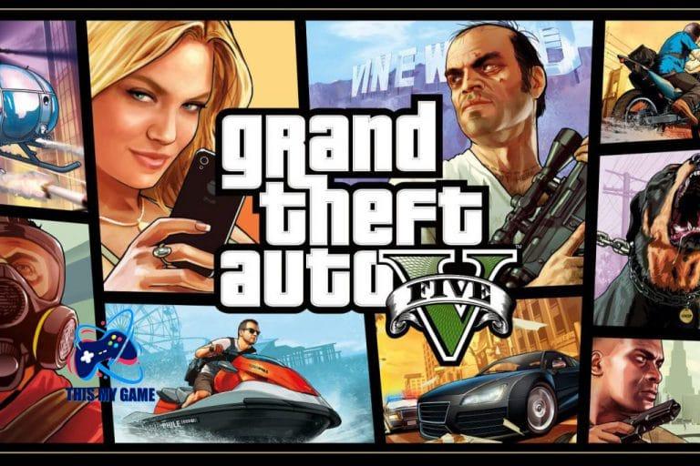 รีวิวเกมส์ PC GTA (จีทีเอ)