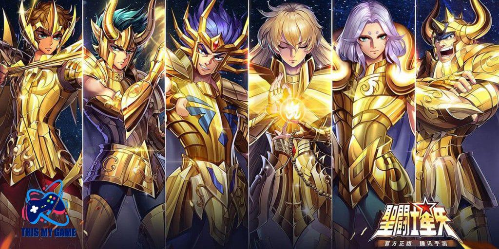 เกมมือถือ Saint seiya awakening