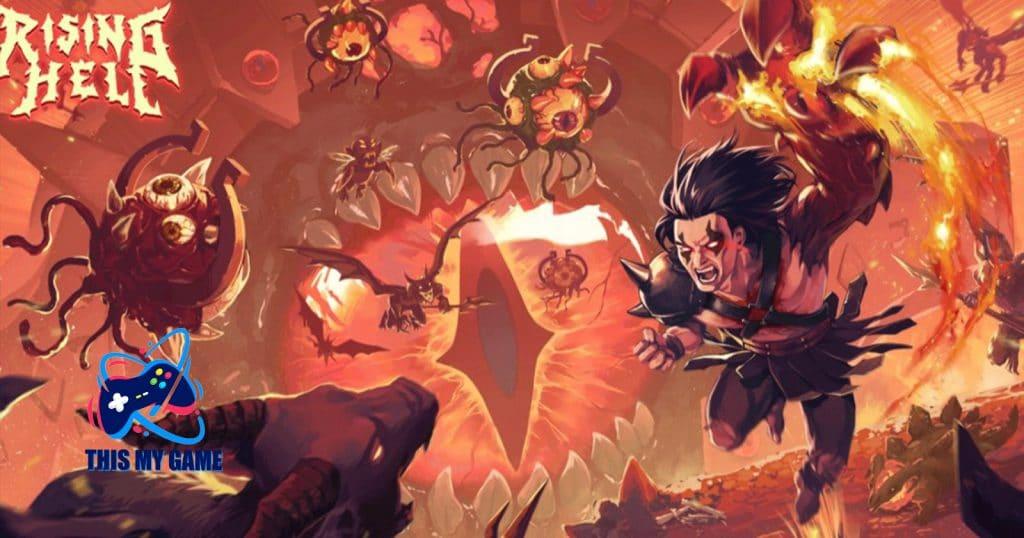 รีวิวเกม PC Rising Hell ฝ่านรกหอคอยปีศาจ