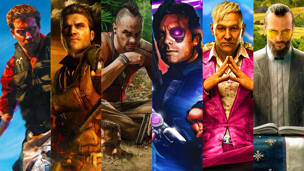 จัดอันดับ Far Cry เตรียมต้อบรับ Farcry 6